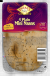 Mini Naans Naturel